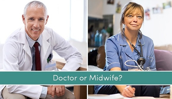 Doctor vs Midwife