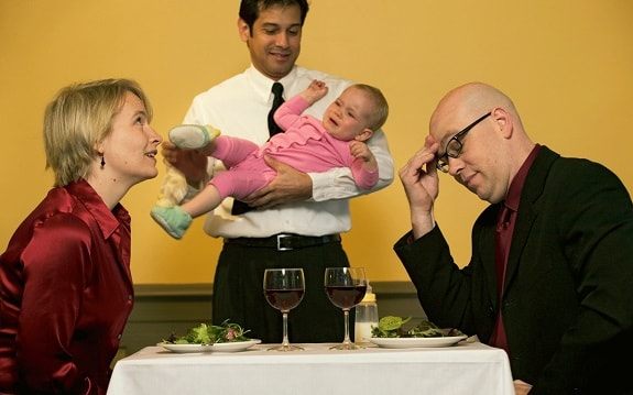 How NOT to Eat Out with Baby