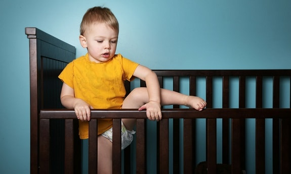 How to Stop Toddler From Climbing Out of Crib