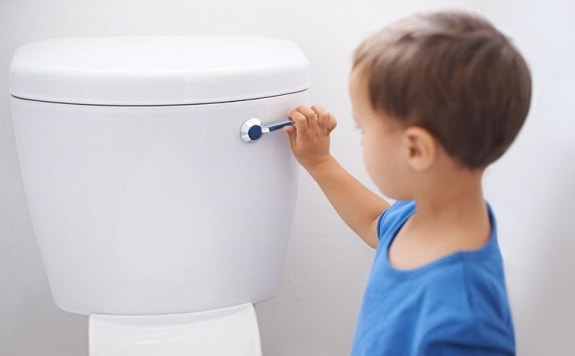 Toddler Overcoming Potty Training Regression