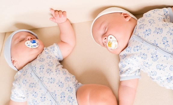 Sleep Training Twins How to Guide